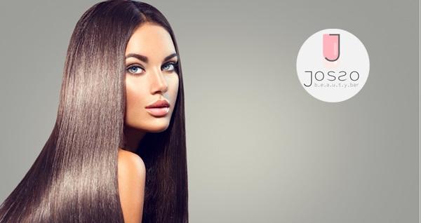 Nişantaşı Josso Beauty Bar'da keratin saç bakım uygulaması 1000 TL yerine 750 TL! Fırsatın geçerlilik tarihi için DETAYLAR bölümünü inceleyiniz.