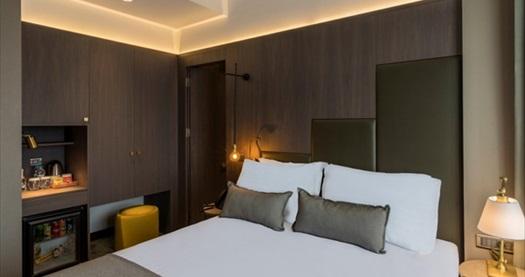 Galata Times Boutique Hotel'de çift kişi 1 gece konaklama! Fırsatın geçerlilik tarihi için DETAYLAR bölümünü inceleyiniz.