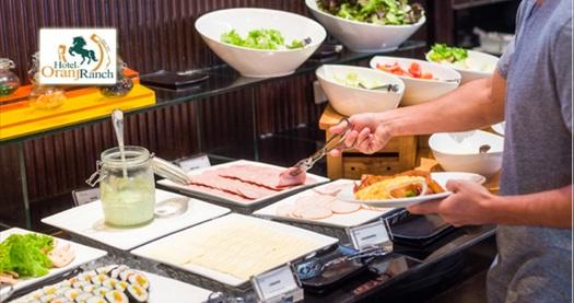 Kemer Oranj Ranch Hotel'de açık büfe kahvaltı kişi başı 39,90 TL! Fırsatın geçerlilik tarihi için DETAYLAR bölümünü inceleyiniz.