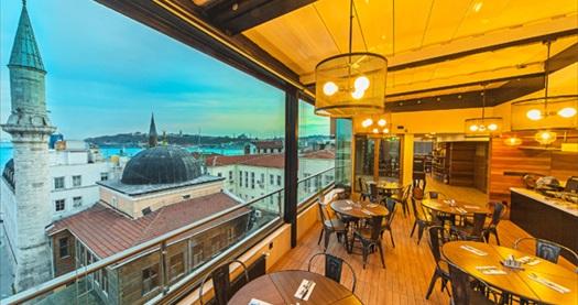 Ada Karaköy Hotel'de kahvaltı dahil çift kişilik 1 gece konaklama 200 TL yerine 139 TL! Fırsatın geçerlilik tarihi için, DETAYLAR bölümünü inceleyiniz.