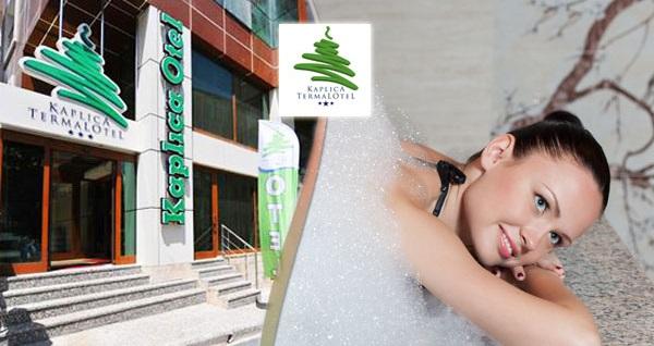Kızılcahamam Kaplıca Termal Hotel'de 2 kişilik termal banyo kullanımı 80 TL yerine 48 TL! Fırsatın geçerlilik tarihi için, DETAYLAR bölümünü inceleyiniz.