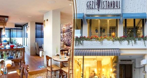 Tarihi Taksim Gezi Pastanesi'nde 2 adet yerli içecek eşliğinde romantik akşam yemeği menüsü 200 TL yerine 139 TL! Fırsatın geçerlilik tarihi için DETAYLAR bölümünü inceleyiniz.