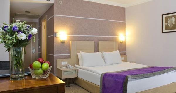 Ankara'nın konforlu adresi Midas Hotel'de kahvaltı dahil çift kişilik 1 gece konaklama keyfi 209 TL! Fırsatın geçerlilik tarihi için, DETAYLAR bölümünü inceleyiniz.