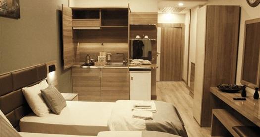 Esenyurt My House N5 Business Suites'te kahvaltı dahil tek veya çift kişilik 1 gece konaklama 199 TL! Fırsatın geçerlilik tarihi için, DETAYLAR bölümünü inceleyiniz.