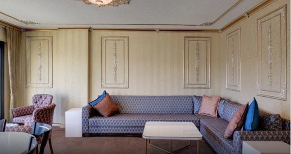 Emirganlı Suites'te Boğaz manzaralı odalarda konaklama seçenekleri! Fırsatın geçerlilik tarihi için DETAYLAR bölümünü inceleyiniz.