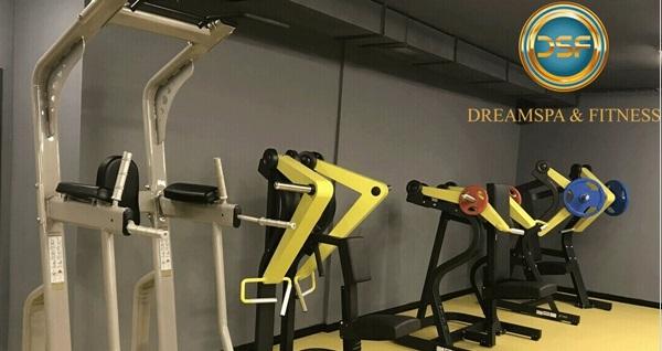 Vois Hotel Dreamspa & Fitness'ta 1 aylık sınırsız fitness üyeliği, 1 özel ders, 30 dk spor masajı ve SPA kullanımı 650 TL yerine 350 TL! Fırsatın geçerlilik tarihi için DETAYLAR bölümünü inceleyiniz.