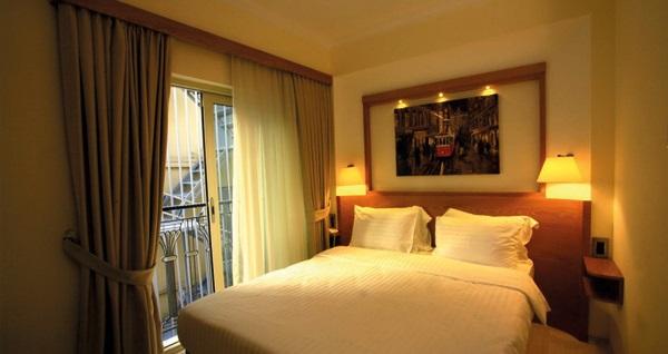 Molton Beyoğlu MLS Hotel'de kahvaltı dahil çift kişilik 1 gece konaklama 299 TL yerine 249 TL! Fırsatın geçerlilik tarihi için DETAYLAR bölümünü inceleyiniz.