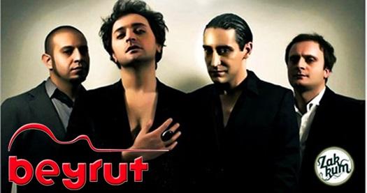10 Şubat'ta Beyrut Performance Sahnesi'nde gerçekleşecek Zakkum konserine biletler 45 TL yerine 27 TL! 10 Şubat 2018 | 21:30 | Beyrut Performance Sahnesi