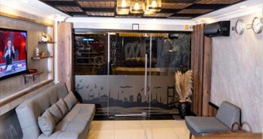 Karakoy Insta Rezidans'ın konfor dolu atmosferinde çift kişi 1 gece konaklama 235 TL! Fırsatın geçerlilik tarihi için DETAYLAR bölümünü inceleyiniz.