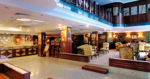Seminal Hotel'de çift kişilik konaklama keyfi 375 TL'den başlayan fiyatlarla! Fırsatın geçerlilik tarihi için DETAYLAR bölümünü inceleyiniz.