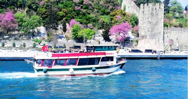 Lüfer Gezi Tekneleri ile gruplara özel yatta zengin iftar menüsü 200 TL yerine 95 TL! Bu fırsat 6 Mayıs - 3 Haziran 2019 tarihleri arasında, iftar saatinde geçerlidir.