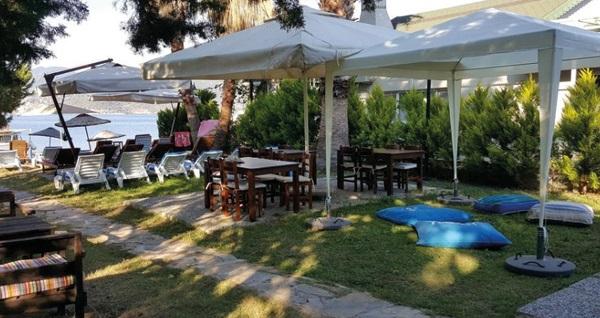 Portakal Butik Otel Selimiye'de kahvaltı dahil çift kişilik 1 gece konaklama 269 TL! Fırsatın geçerlilik tarihi için, DETAYLAR bölümünü inceleyiniz.