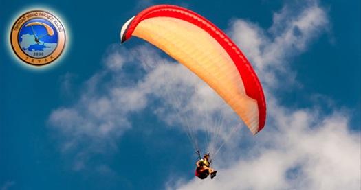 Trakya Extrem Turizm'den Tekirdağ'da 625 metreden yamaç paraşütü deneyimi ve öğle yemeği kişi başı 220 TL yerine 129 TL! Fırsatın geçerlilik tarihi için DETAYLAR bölümünü inceleyiniz.