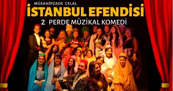 ''İstanbul Efendisi'' için biletler 50 TL yerine 35 TL! 26 Kasım 2020 / 20:00 / 4 Mevsim Tiyatro Salonu