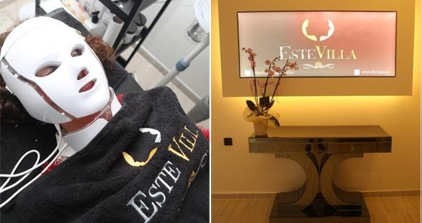 Karşıyaka Estevilla Beauty Salon'da 15 aşamalı ''Hydrafacial Hollywood'' cilt bakım paketi 300 TL yerine 69,90 TL! Fırsatın geçerlilik tarihi için DETAYLAR bölümünü inceleyiniz.