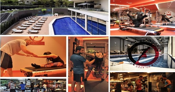 BodyClub'da pilates - kick box- swimming - personal training - fonksiyonel derslerinden 1 seans
