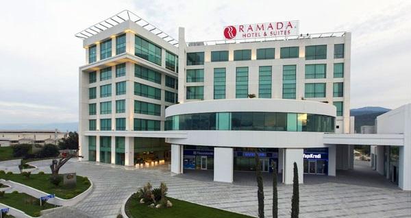 Ramada Hotel&Suites Kemalpaşa İzmir'de kahvaltı dahil çift kişilik 1 gece konaklama 279 TL! Fırsatın geçerlilik tarihi için DETAYLAR bölümünü inceleyiniz.