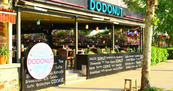 Nilüfer Do'Donut'ta 4'lü donut paketi 24 TL yerine 17 TL! Fırsatın geçerlilik tarihi için, DETAYLAR bölümünü inceleyiniz.