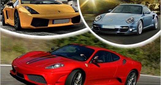 Ankara Drag Kulübü Ile Son Model Spor Arabalar Ile Sürüş Deneyimi