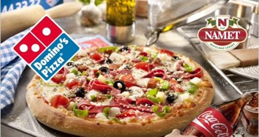 Dominos Pizzada Dilediğiniz Bir Adet 2 3 Kişilik Büyük Boy Pizza