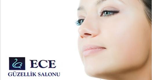 Ece güzellik te 3 adımda anti aging yüz bakımı 120 tl yerine 14