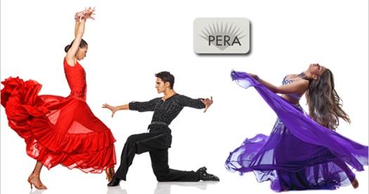 Kadıköy Pera Güzel Sanatlar Akademisi'nde 1 aylık dans eğitimi 100 TL yerine 49 TL! 30 Aralık 2016 tarihine kadar geçerlidir. Dersler Pera Güzel Sanatlar'ın Kadıköy şubesinde; haftada 1 gün, ayda 4 gün olarak gerçekleşecektir.