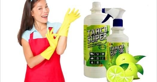 Tüm yüzeylerde hijyen ve parlaklık için tek ürün! TARCO®SUPER temizleyici sprey 59,90 TL yerine 34,90 TL! Tüm Türkiye'ye kargo hizmeti vardır.